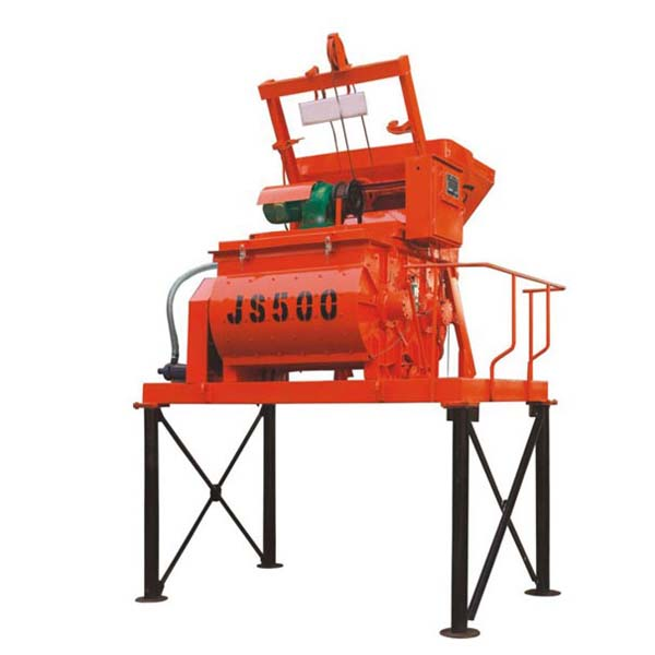 JS 500 Concrete Mixing Machine