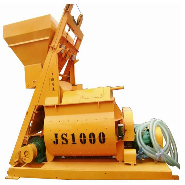 JS 1000 Construction Concrete Powder Mixer