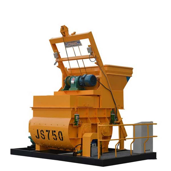 JS 750 Electric Concrete Mixer