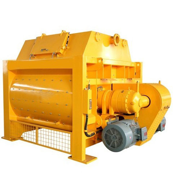 DKX-1 Twin Shaft Concrete Mixer