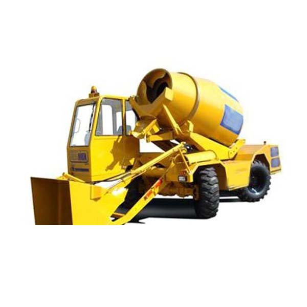 FM 3.5-3 Mobile Self-Loading Concrete Mixer Truck
