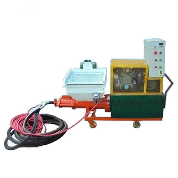 KSP-3II Automatic Mortar Spraying Machine