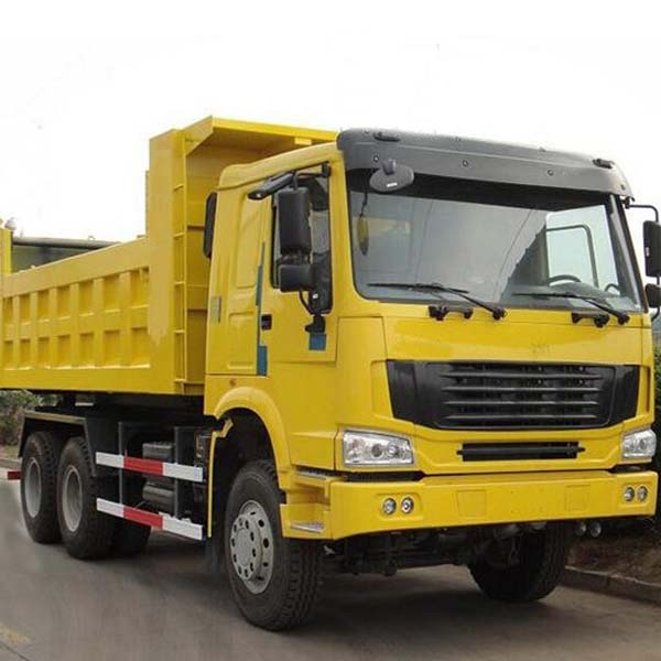 Chinese Supplier 6*4 Self Loading truck, Stock Dump truck