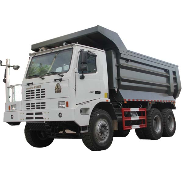 Big Loading Capacity Heavy Duty Dump Truck