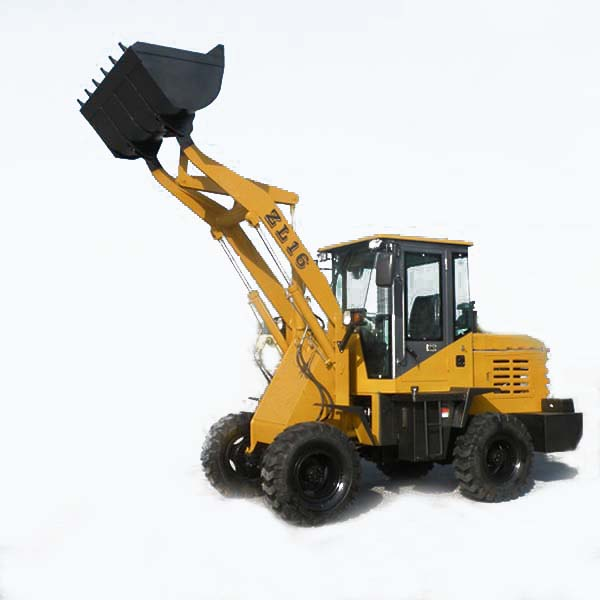 ZL16 1.6Ton Wheel Rock Loader