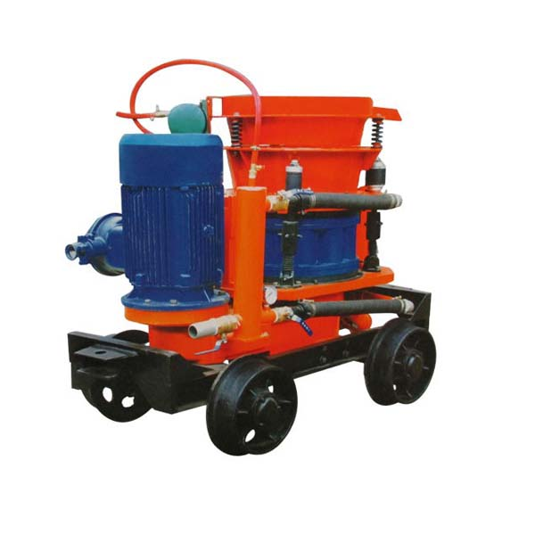 PZ-5B Mining Concrete Explosion-Proof Dry Shotcrete Machine