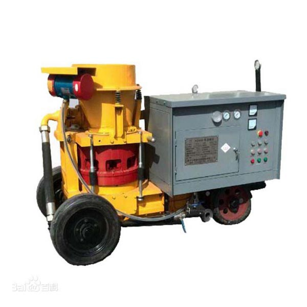 HSP-5B/7B/9B Explosion-Proof Wet Shotcrete Machine