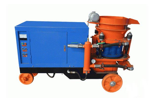 HSP-5 Wet-mix Shotcrete Machine for Construction