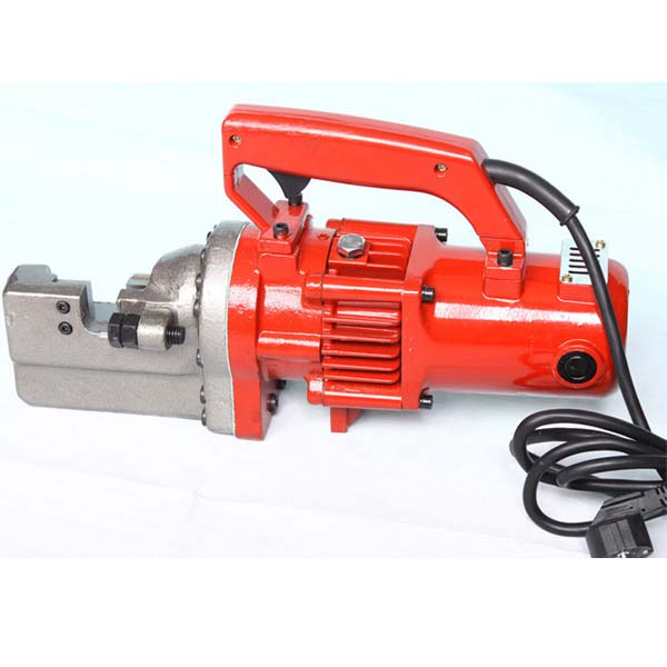 Portable Rebar Electric Steel Bar Cutting Machine