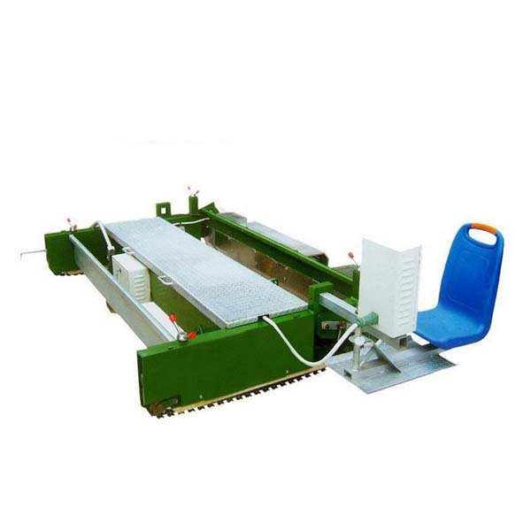 TPJ-1.8 Small Rubber Paving Machine