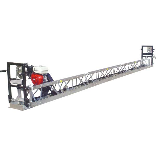 ZM1200 Concrete Screed Cement Spreading Machine