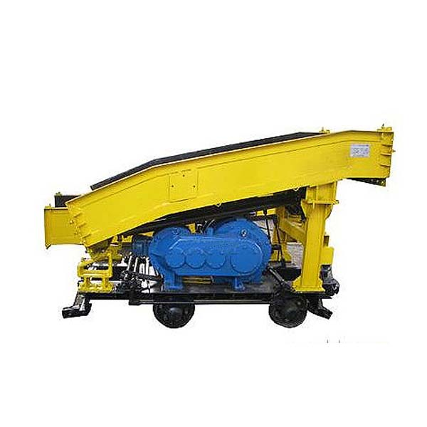 P30B Rake Bucket Rock Loader