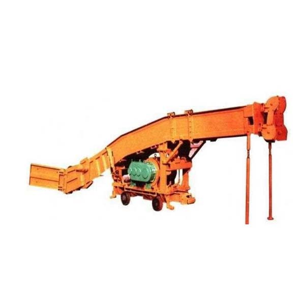 P Series Underground Mining  Scraper Rock Loading Machine