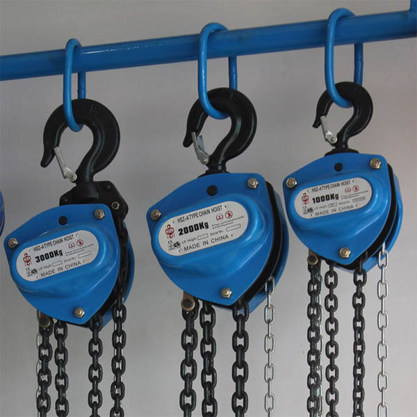 HSZ-A 20 Ton Manual Chain Hoist