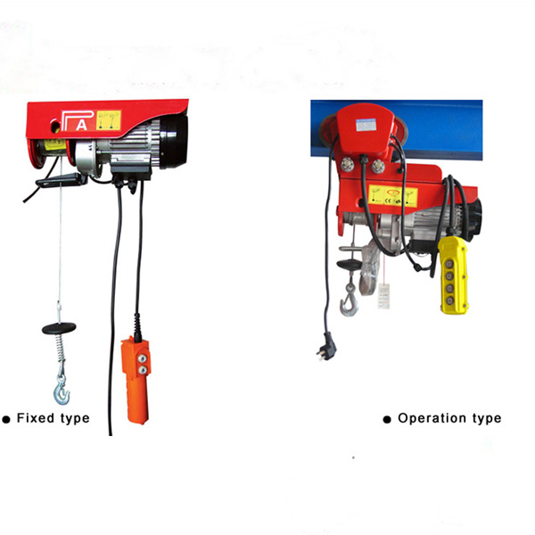 PA400/800 Mini Electric Chain Hoist