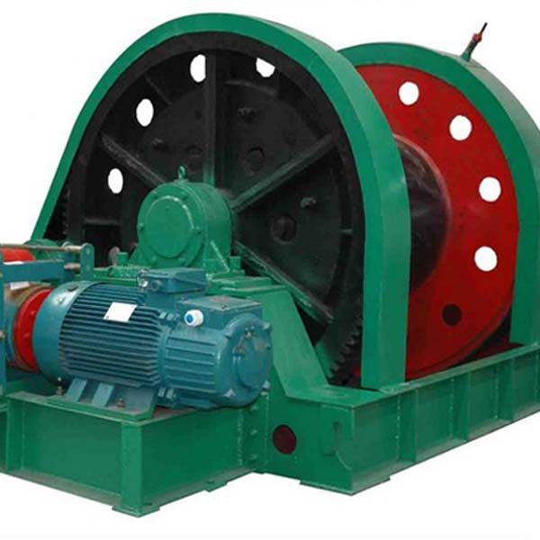 Jz-16/1000 Underground Mining Electric Shaft Sinking Winch