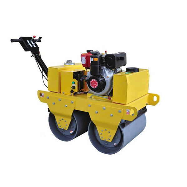 Hand Operated Double Drum Asphalt Road Roller