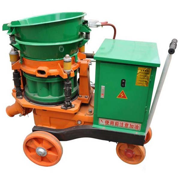 Pz-5 Dry Concrete Spray Equipment
