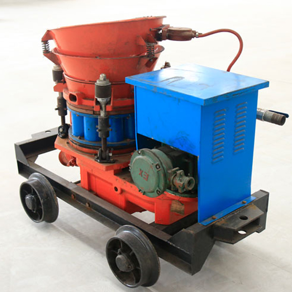 PZ-7B Explosion Proof Dry-Mix Mortar Spray Machine