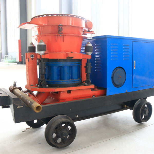 HSP Wet Spraying Machine