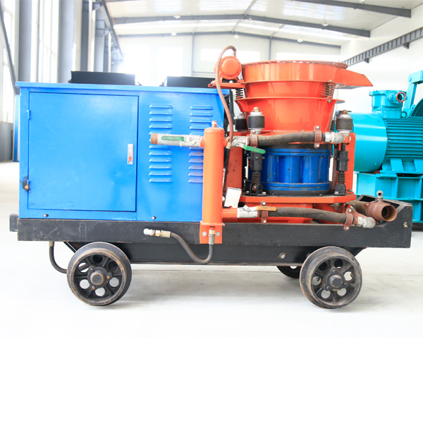 HSP-7 Wet Type Shotcrete Machine For Coal Tunnel