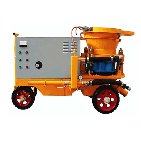 HSP Mining Explosion-proof Wet Shotcrete Machine