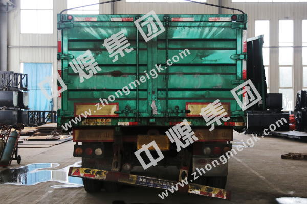China Coal Group Sent A Batch Of Scraper Winches To Changzhi City Shanxi Province