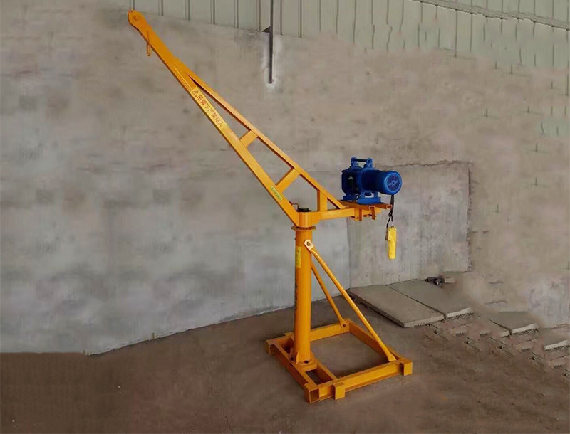 Factors Affecting The Small Crane Lifting Weights