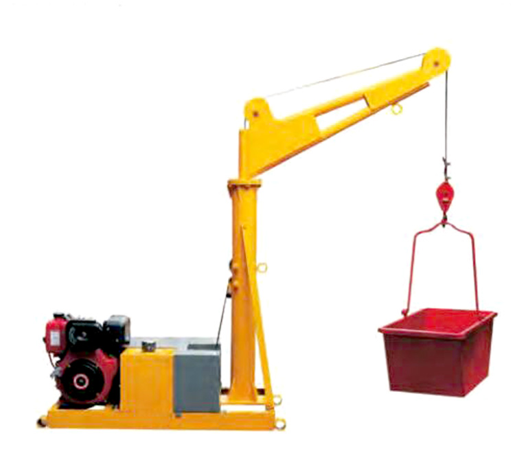 What Is A Diesel Engine Crane Used For