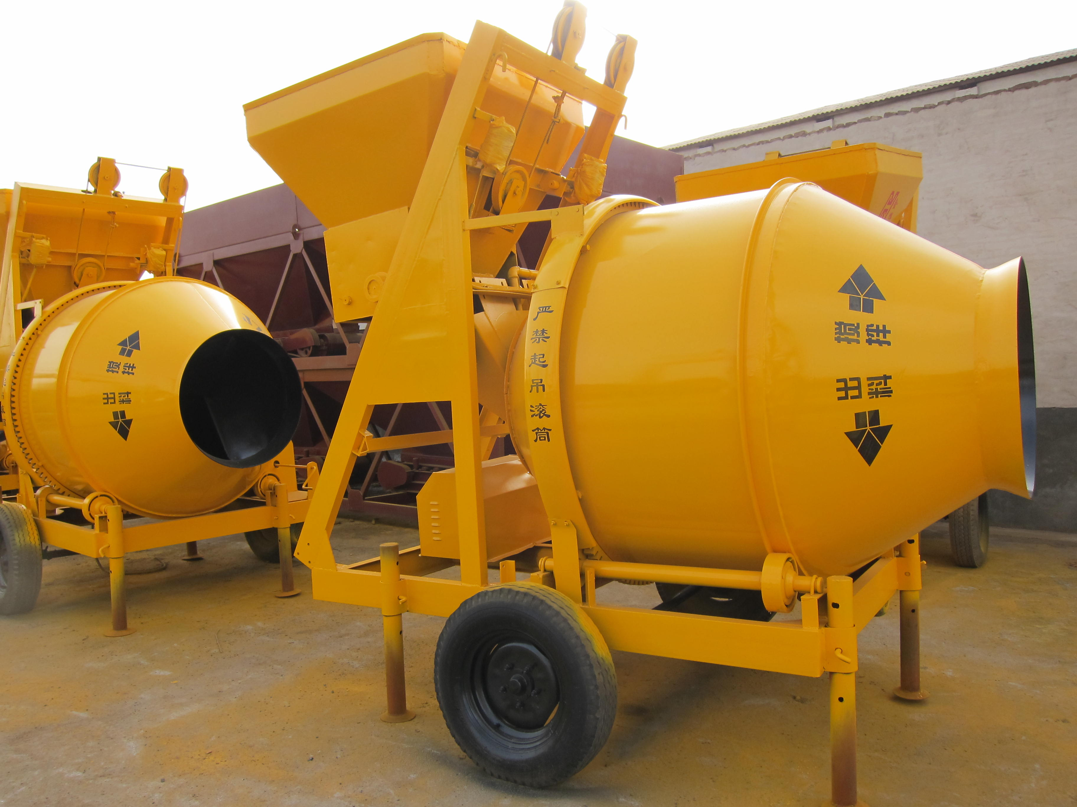 Common Faults And Maintenance Treatment Of Concrete Mixer