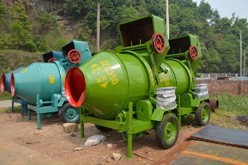 How to improve the efficiency of concrete mixer equipment