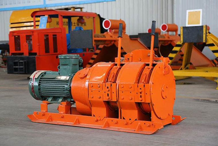 Terms Related To Mine Scraper Winches For Coal Mine