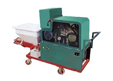 Routine Maintenance Of Mortar Spraying Machine