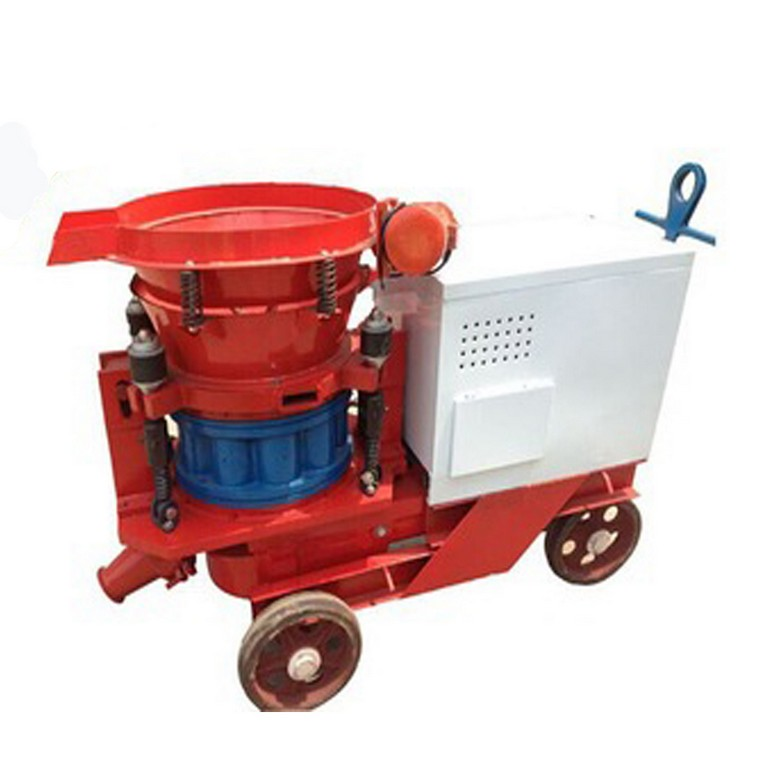 Daily Maintenance Of Mortar Spraying Machine