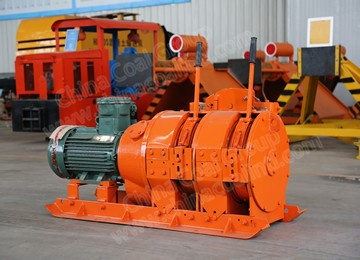 Do You Know The Working Principle Of A Scraper Winch