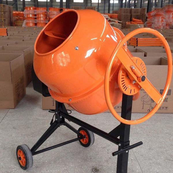 How To Choose The Size Of Cement Mixer?