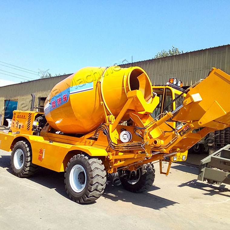 How To Improve The Efficiency Of Cement Mixer? China Coal Group Has The Answer Here