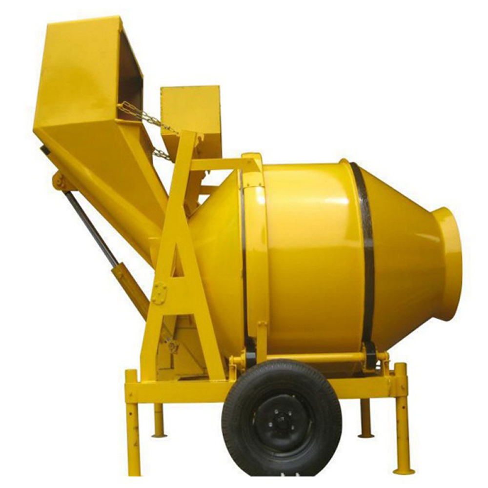 Types Of Cement Mixer